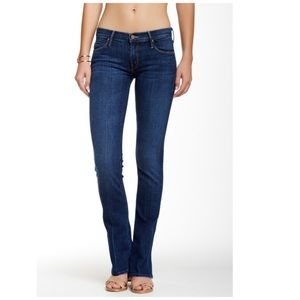 MOTHER The runaway bootcut jeans size 31